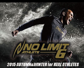 NO LIMIT ATHLETE G - 15AW