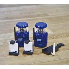 無線式光電管 ダブルユニット