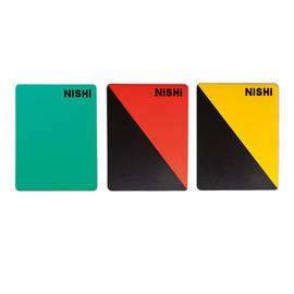 スタート用警告カード(3枚組)