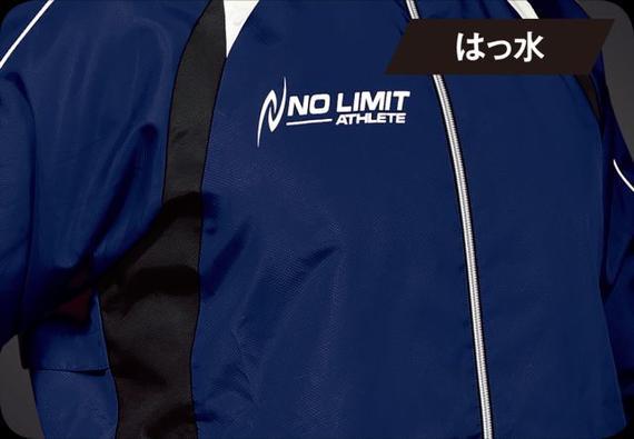 3Dマルチブレーカージャケット/パンツ:アシンメトリーデザイン_7