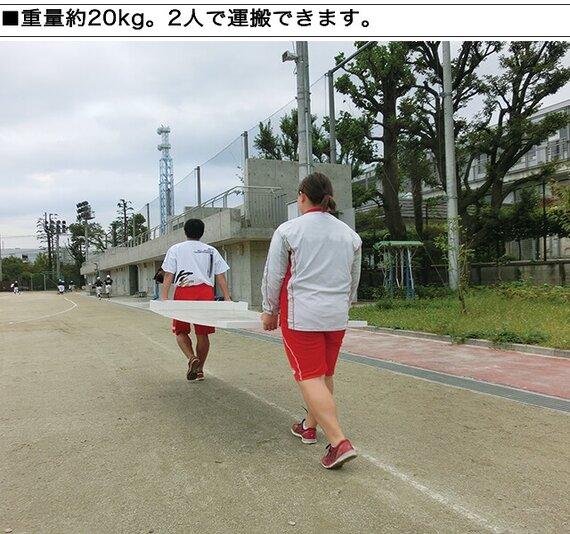 砲丸投用移動式サークル 練習用_3