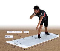 砲丸投用移動式サークル 練習用